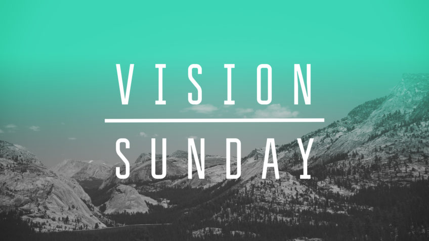 Vision Sunnday